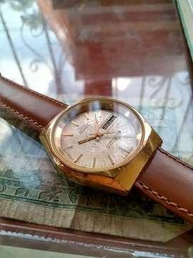 Reloj automático Ernest Borel Suizo