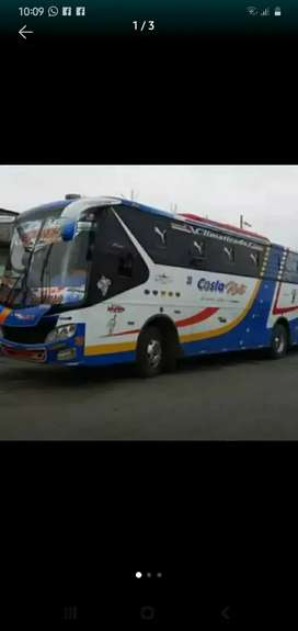 Se vende bus interprovincial costa norte