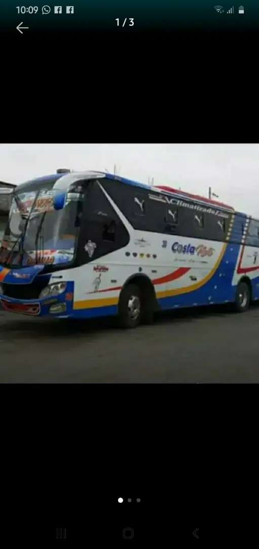 Se vende bus interprovincial costa norte 0