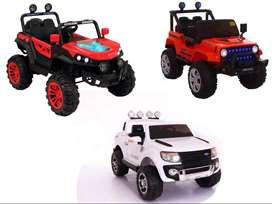 Carros a Bateria 2 Puestos con control remoto varios modelos