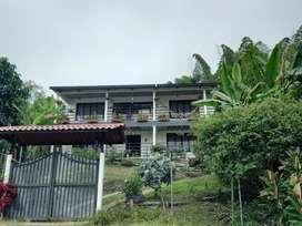 Hermosa casa en vereda alto del naranjo