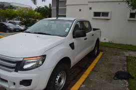 Flamante Ford Ranger 2014