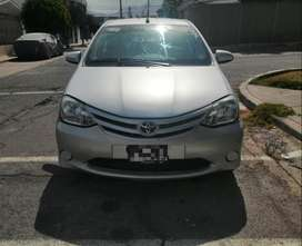 Toyota Etios ocasión