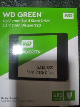 Discos Ssd 480 Gb Wd