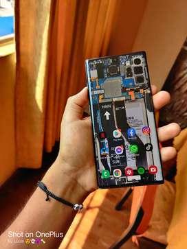 Samsung Note 10+ Black Edición Snapdragon 12x256G Estado 10 de 10