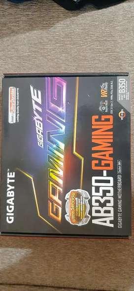 Mother Gigabyte AB350 Gaming