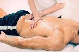 Masajes para deportistas, gym, en Microcentro