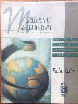 Dirección de Mercadoctenia 8va. Edicion -Kotler