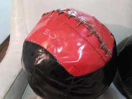 pesas - pelota crossfit 9 kg