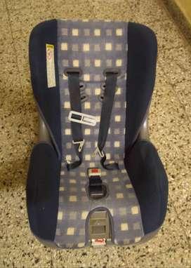 Silla Importada Auto Bebes y niños De 2kg - 18kg Maxima Seguridad