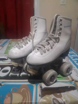 Vendo patines artisticos num 33