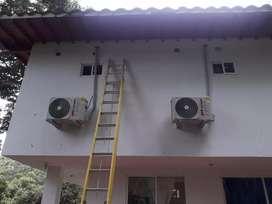 Aire acondicionado  instalacion y mantenimiento