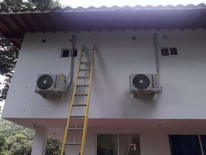 Aire acondicionado  instalacion y mantenimiento 0