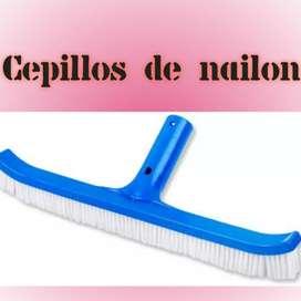 Cepillo de nailon