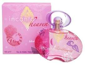 Gratis Envio Perfume Salvatore Ferragamo Incanto Heaven Original 100 ml
