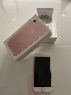 Vendo Iphone 7, 32 GB, excelente estado