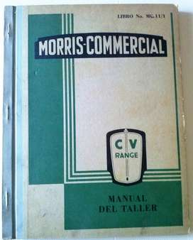 Morris Commercial Manual Del Taller Con Diagramas