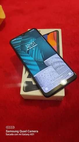 Vendo o Permuto, Samsung A20s