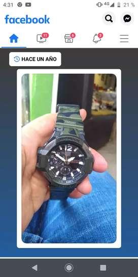 Reloj Casio g-shock referencia GA 1100sc