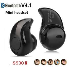S530 Mini Auricular Invisible Bluetooth Program 4.1
