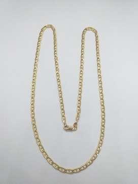 Vendo Hermosa Cadena de Oro 18k Italy