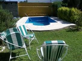 Casa Carlos Paz, pileta, aire acondicion.,cochera, wifi