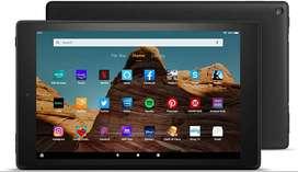 Tablet Fire HD 10 (pantalla de 10.1 pulgadas, 1080P full HD, 32 GB) - Ciruela