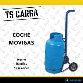 Coche Para Gas - Movigas