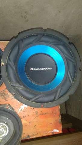 Subwoofer de 10 Pulgadas 300 Watts Nuevo