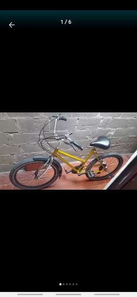 Bicicleta Bintach #26