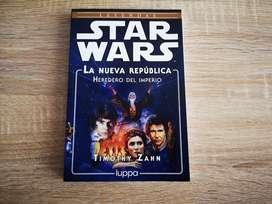 La Nueva República (trilogía) Star Wars