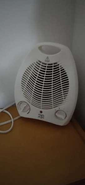 Calefactor fan fun
