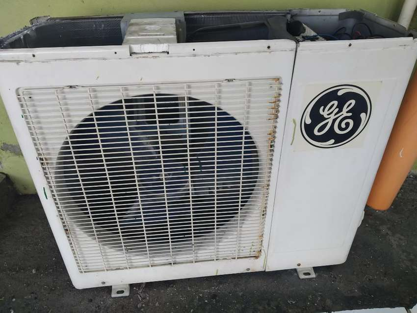 VENDO AIRE ACONDICIONADO MARCA GENERAL ELECTRIC 0
