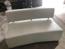 Sofa en cuero