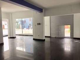 Alquilo Local Comercial en 1°piso en Urb. La Merced - Trujillo