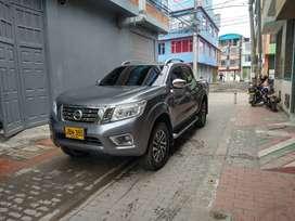 Nissan FRONTIER... GANGA versión de lujo