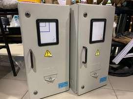 Caja para contador de electricidad trifásico o bifásico