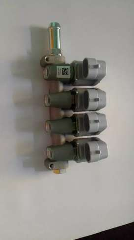 Equipo completo de gas glp Tomasetto