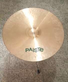 """Ride 20"""" PAISTE . Serie 505"""