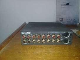 PLACA DE AUDIO DIGITAL TERRATEC MT 88,8 IN 8 OUT , SPDIF