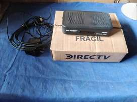 Vendo Decodificador DirecTV HD