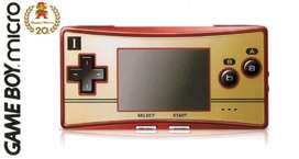 Nintendo Gameboy Micro Edicion Especial