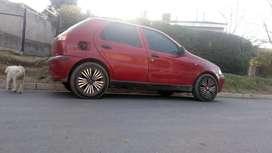 Fiat Palio 2006 Nafta Puerta Chocada Mot