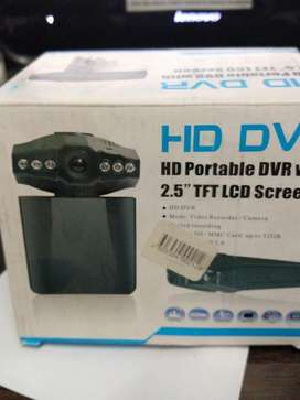 Camara De Video Auto Hd Dvr Portable 2.5 Tft-lcd