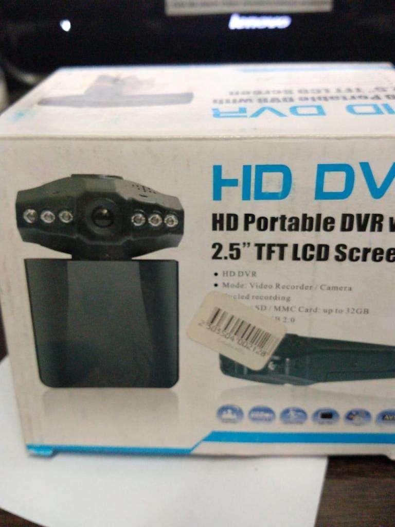 Camara De Video Auto Hd Dvr Portable 2.5 Tft-lcd 0