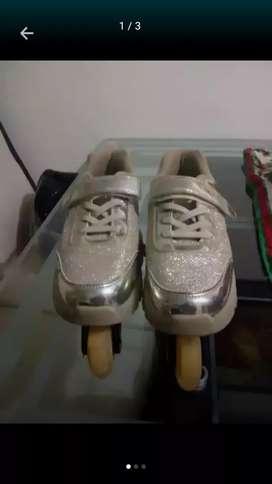 Zapatos patín