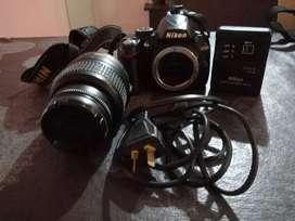 Cámara Nikon d3000