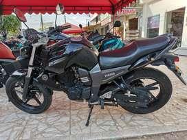 Se vende FZ color negra $3.400.000