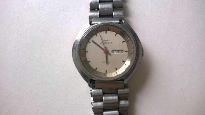 Reloj Mondia Automático Para Damas Le Falta Service 0