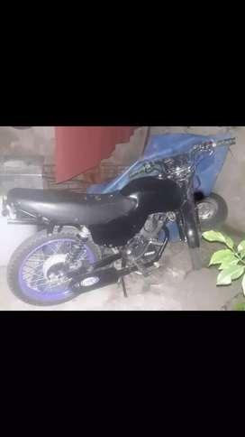 Moto cerro 150 como nueva